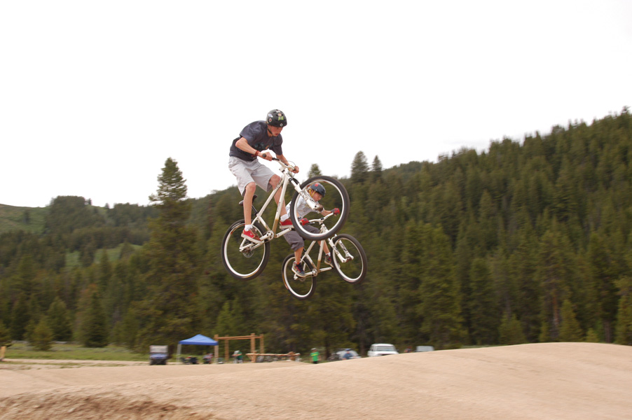 BMX Track Training