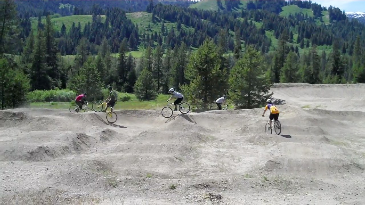 Bike Ranch Pump Track